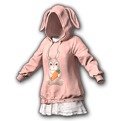 PUBG | Rabbit Hoodie