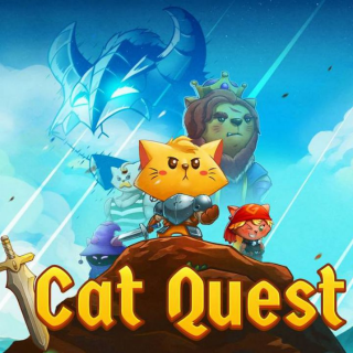 Cat Quest Steam key (automatic delivery)
