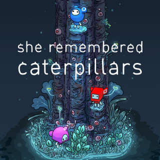 She Remembered Caterpillars Steam key (automatic delivery)