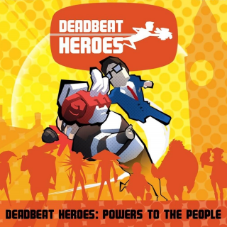 Deadbeat Heroes Steam key (automatic delivery)