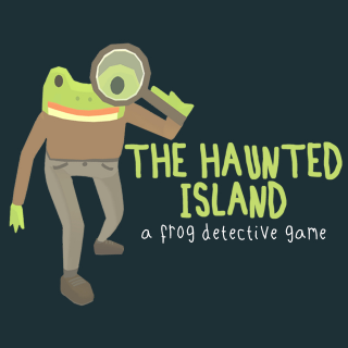 The Haunted Island, a Frog Detective Game Steam key (automatic delivery)