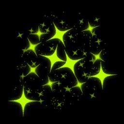 Sparkles   Lime