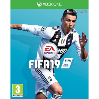 FIFA 19 for XBOX ONE (USA)