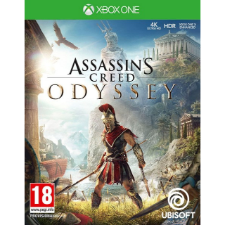 Assassins Creed Odyssey - XBOX ONE - INSTANT DELIVERY