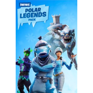 Fortnite - Polar Legends Pack - XBOX ONE - USA