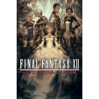 FINAL FANTASY XII THE ZODIAC AGE - XBOX ONE - INSTANT DELIVERY