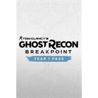 Tom Clancys Ghost Recon - Breakpoint Year 1 Pass - INSTANT DELIVERY