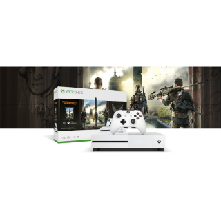 SPECIAL DEAL! XBOX ONE S BUNDLE + 1 Standard game of your choice on top of it