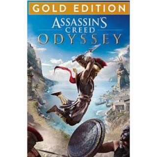 Assassins Creed Odyssey – GOLD-EDITION