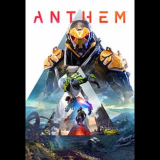 Anthem for XBOX ONE (USA)