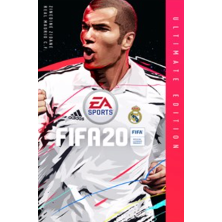 FIFA 20 Ultimate Edition - INSTANT DELIVERY