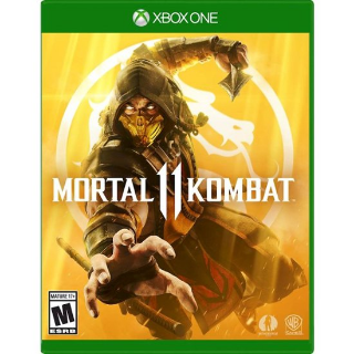 MORTAL KOMBAT 11 - XBOX ONE - INSTANT DELIVERY