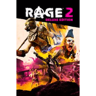 RAGE 2 - Deluxe Edition - SPECIAL PRICE FOR PREORDERS (ONLY 10 keys available)
