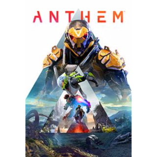 Anthem - XBOX ONE - INSTANT DELIVERY