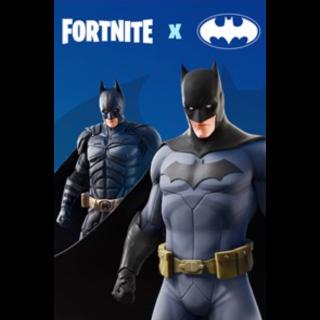 Fortnite - Batman Caped Crusader Pack