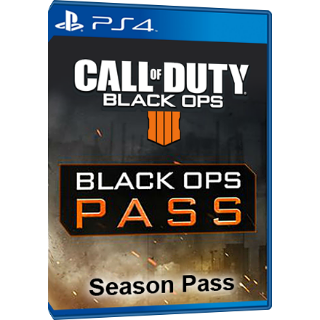 Call of Duty - Black Ops 4 - Black Ops Pass for PS4