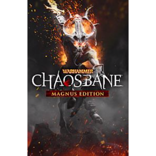 Warhammer - Chaosbane Magnus Edition - INSTANT DELIVERY