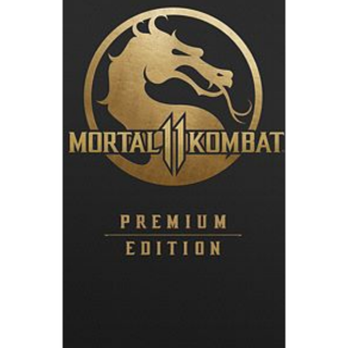MORTAL KOMBAT 11 - PREMIUM EDITION - INSTANT DELIVERY