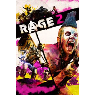 RAGE 2 - Standard Edition - SPECIAL PRICE FOR PREORDERS (ONLY 10 keys available)
