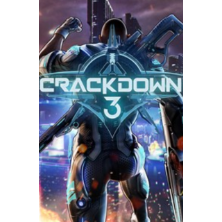 CRACKDOWN 3 - STANDARD EDITION