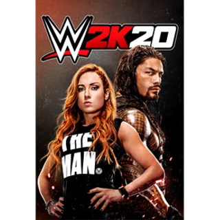 WWE 2K20 - XBOX ONE - 48h delivery