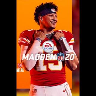Madden NFL 20 - Standard Edition - INSTANT DELIVERY
