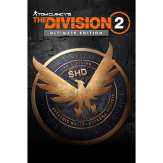 Tom Clancys - The Division 2 - Ultimate Edition (special price for preorders only)
