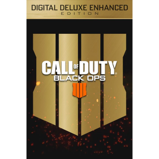 Call of Duty Black OPS - Digital Deluxe Enhanced Edition