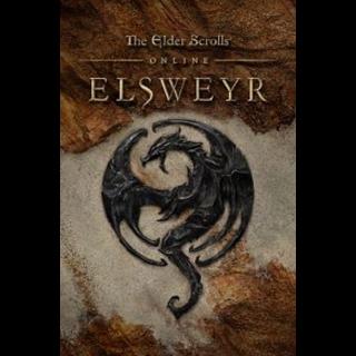 The Elder Scrolls Online - Elsweyr - INSTANT DELIVERY