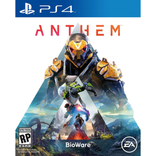Anthem - Standard Edition - PS4