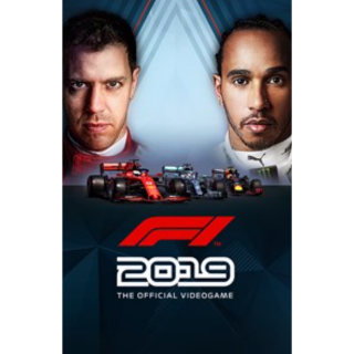 F1 2019 - XBOX ONE - INSTANT DELIVERY