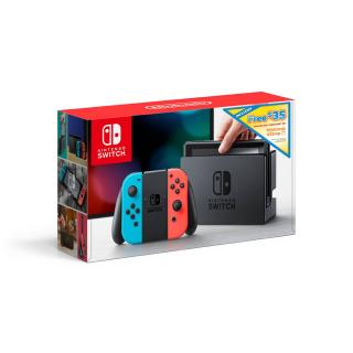 Nintendo Switch $35 Nintendo eShop Credit Download Code