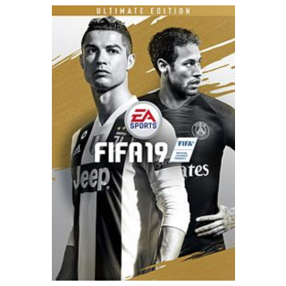 FIFA 19 Ultimate Edition FOR XBOX ONE (USA)