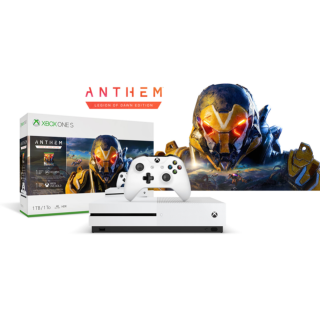 Xbox One S - Anthem Bundle (1TB)