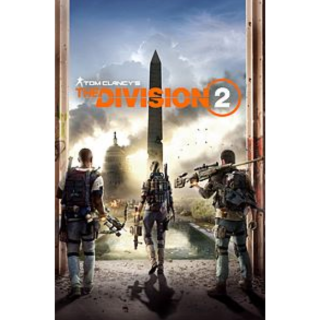 Tom Clancys The Division 2 - Standard Edition - INSTANT DELIVERY