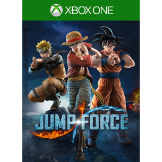 JUMP FORCE - STANDARD EDITION