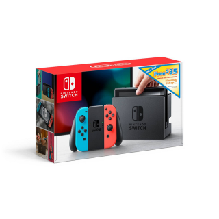 Nintendo Switch $35 Nintendo eShop Credit Download Code