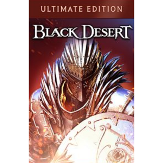 Black Desert - Ultimate Edition (INSTANT RELEASE)