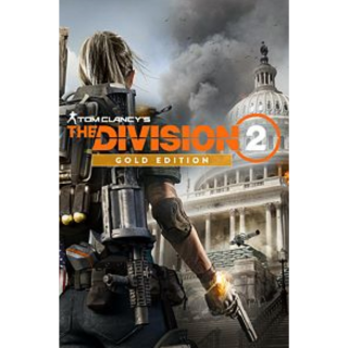 Tom Clancys - The Division 2 - Gold Edition (INSTANT DELIVERY)