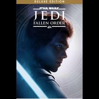 Star Wars Jedi - Fallen Order Deluxe - XBOX ONE