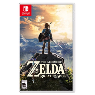 ZELDA - BREATH OF THE WILD - Nintendo Switch - INSTANT DELIVERY