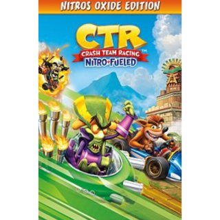 Crash Team Racing Nitro-Fueled - Nitros Oxide Edition (ONLY 10 KEYS AVAILABLE)