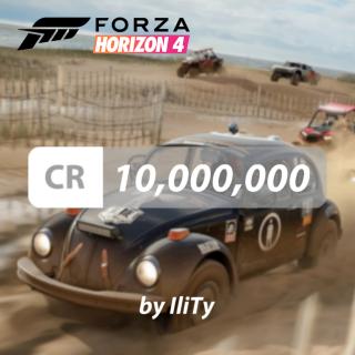 10,000,000 CREDITS - Forza Horizon 4