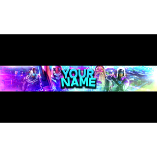 I will make you a fortnite banner