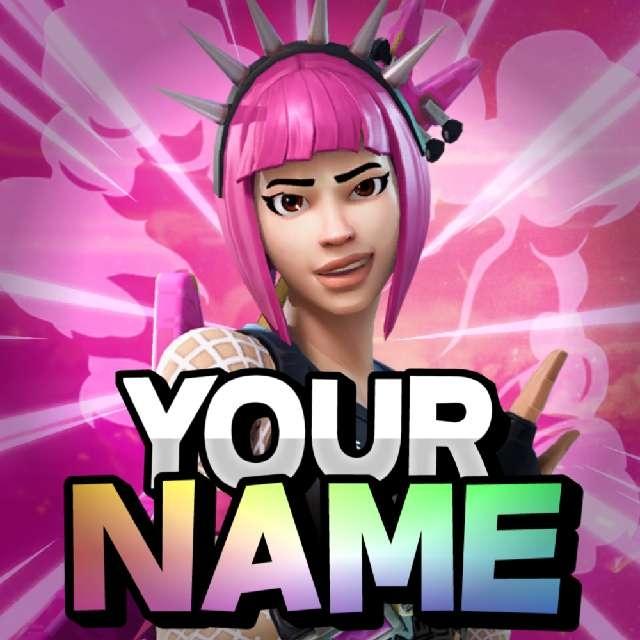 Bundle Fortnite Logo In Game Items Gameflip