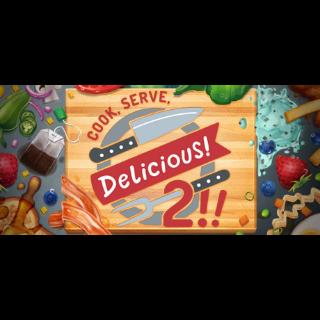 cook serve delicious 2