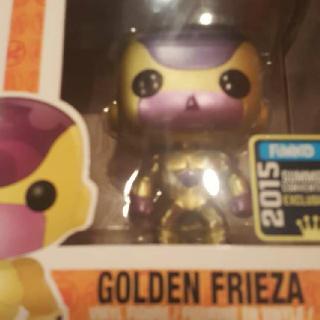 Golden Frieza  (Black Eyes)