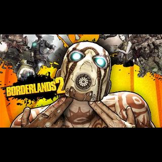 Borderlands 2 GAME CD-KEY STEAM Global (fast delivery)