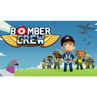 Bomber Crew GAME CD-KEY STEAM Global (fast delivery)