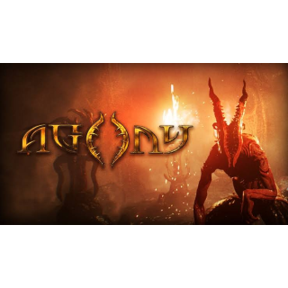 Agony GAME CD-KEY STEAM Global (fast delivery)